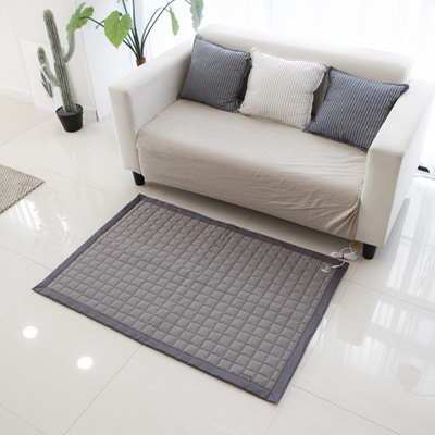 (1-4)ShieldGreen-Half Single Pad-Earthing Therapy & LF,HF Electric Field Shielding–Staric(Stainless Fabric)-Hi Seoul