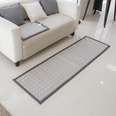 (1-3)ShieldGreen-Yoga Pad-Earthing Therapy & LF,HF Electric Field Shielding–Staric(Stainless Fabric)-Hi Seoul Award